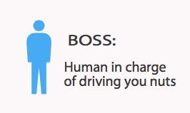 Bad boss